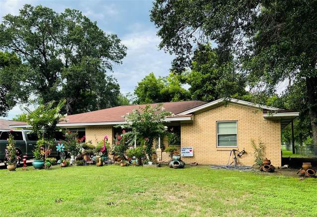 1701 E Beverly Drive, Corsicana, TX 75110 (MLS #14624602) :: The Krissy Mireles Team