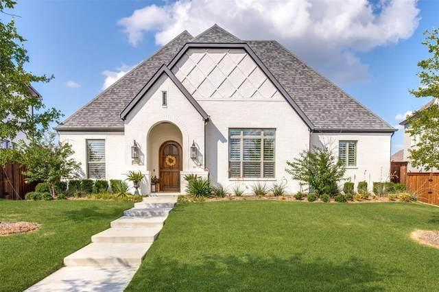 1828 Quiet Oak Place, Aledo, TX 76008 (MLS #14624607) :: Wood Real Estate Group