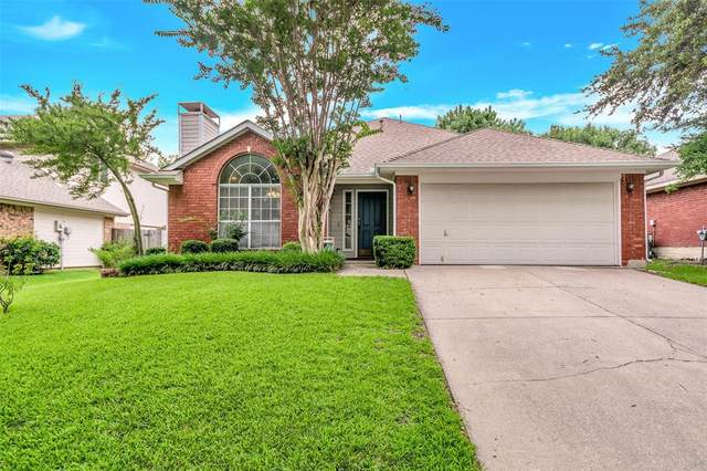 5409 Bryce Canyon Court, Fort Worth, TX 76137 (MLS #14624637) :: The Daniel Team