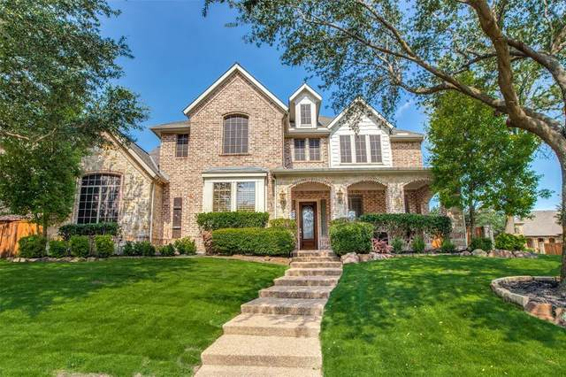 1409 Luckenbach Drive, Allen, TX 75013 (MLS #14624638) :: Real Estate By Design