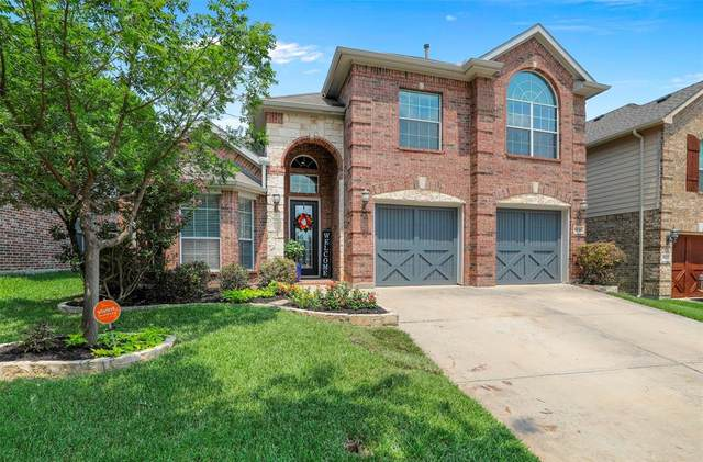 9136 Hawley Drive, Fort Worth, TX 76244 (MLS #14624653) :: Wood Real Estate Group