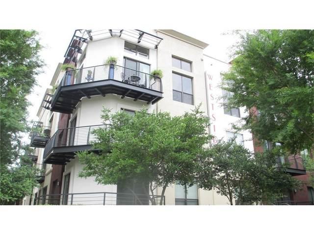 4605 Cedar Springs Road #241, Dallas, TX 75219 (MLS #14624680) :: Real Estate By Design