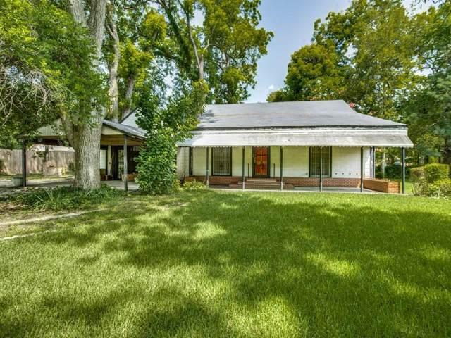 3315 E Ledbetter Drive, Dallas, TX 75216 (MLS #14624703) :: The Mauelshagen Group