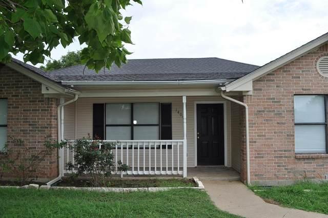 1400 Daffan Avenue, Ennis, TX 75119 (MLS #14624722) :: Wood Real Estate Group