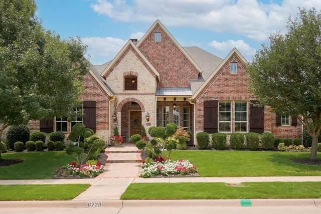 6720 Whittier Lane, Colleyville, TX 76034 (MLS #14624724) :: The Star Team   JP & Associates Realtors