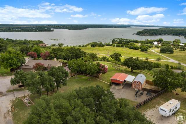 7901 County Road 574, Brownwood, TX 76801 (MLS #14624728) :: Wood Real Estate Group