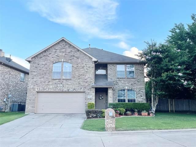 6910 Shore Breeze Court, Arlington, TX 76016 (MLS #14624739) :: Wood Real Estate Group