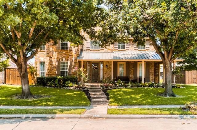 1420 Parkwood Drive, Carrollton, TX 75007 (MLS #14624745) :: All Cities USA Realty