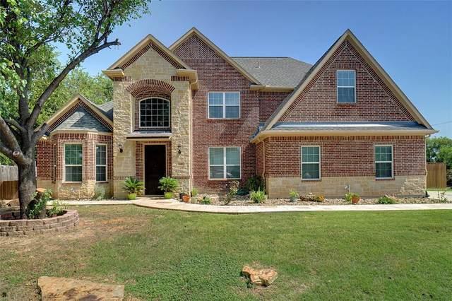 137 Palm Lane, Roanoke, TX 76262 (MLS #14624749) :: Real Estate By Design