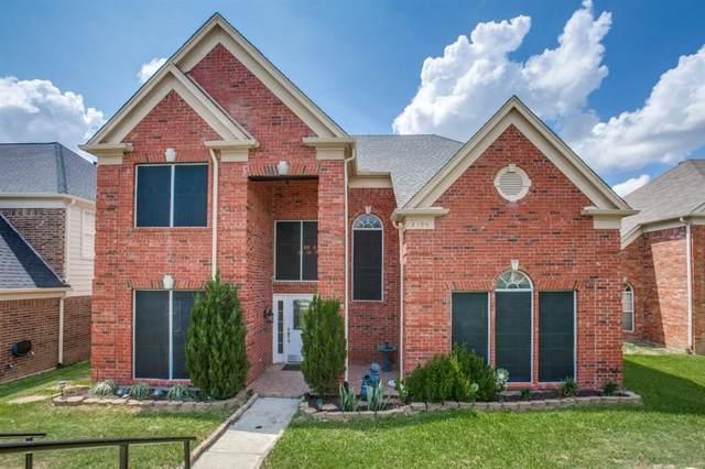 2105 Dover Drive, Carrollton, TX 75006 (MLS #14624784) :: Real Estate By Design