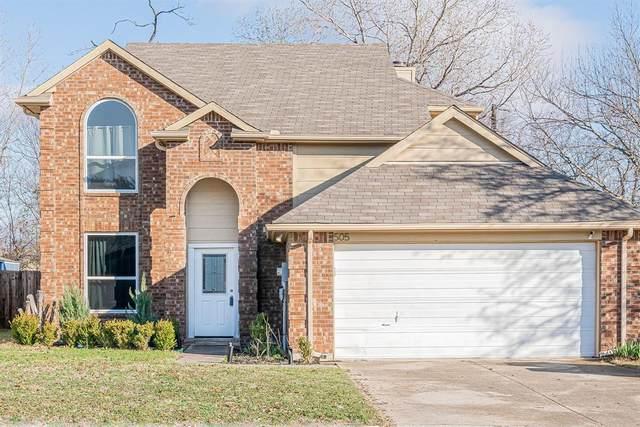 505 Park View Avenue, Mckinney, TX 75072 (MLS #14624793) :: Feller Realty