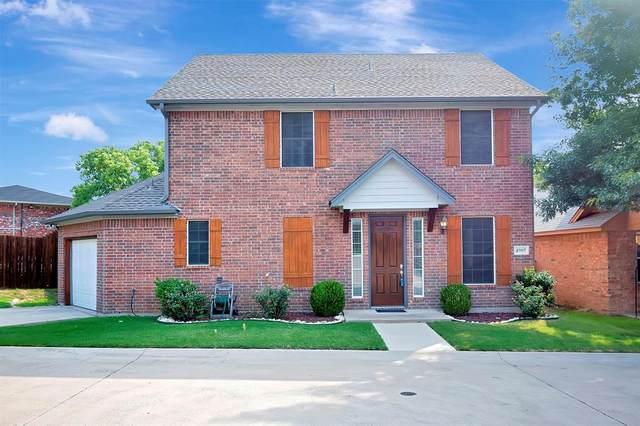 4905 Ridglea Hills Court, Fort Worth, TX 76116 (MLS #14624814) :: The Mitchell Group