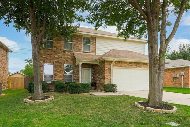 417 Deer Park Drive, Lewisville, TX 75067 (MLS #14624843) :: Wood Real Estate Group