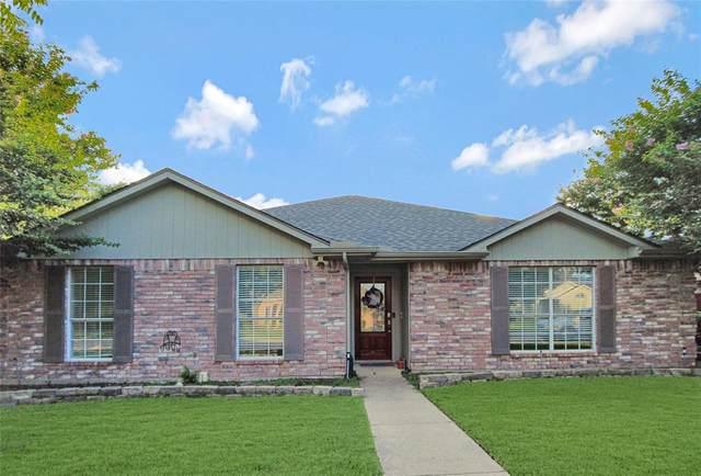 403 Adams Avenue, Wylie, TX 75098 (MLS #14624850) :: The Mauelshagen Group