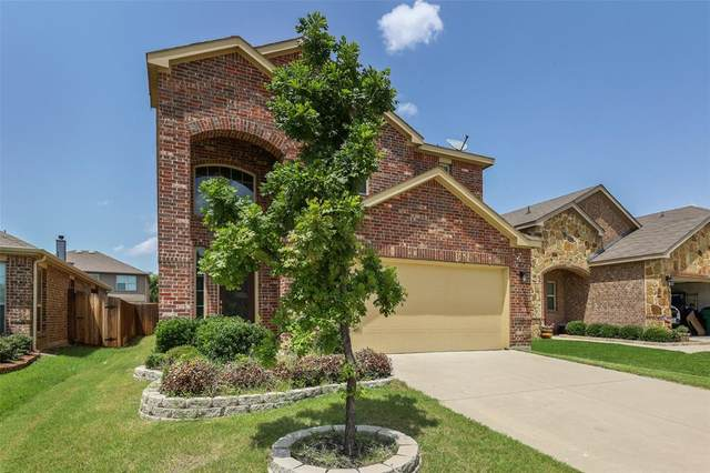 8805 Tenderfoot Lane, Aubrey, TX 76227 (MLS #14624870) :: Maegan Brest | Keller Williams Realty