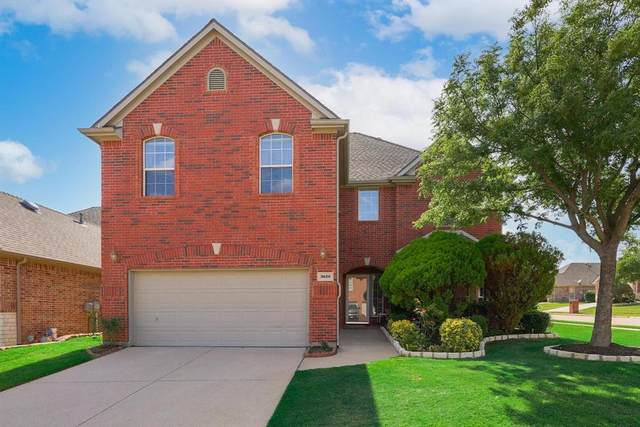 3629 Timothy Drive, Flower Mound, TX 75022 (MLS #14624872) :: Real Estate By Design