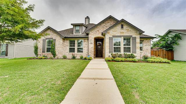 8206 Chesham Drive, Rowlett, TX 75088 (MLS #14624881) :: The Krissy Mireles Team