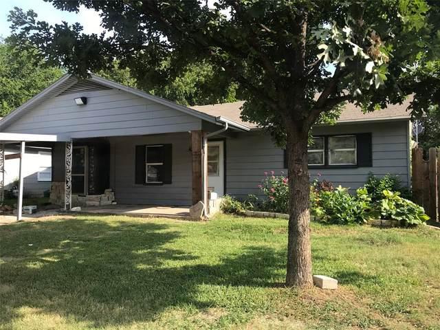 1641 Fagan Drive, Blue Mound, TX 76131 (MLS #14624882) :: The Barrientos Group