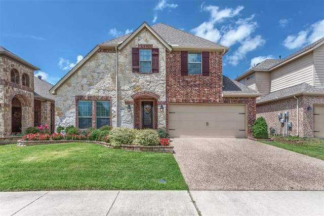 4412 Sunlight Terrace, Mckinney, TX 75071 (MLS #14624912) :: The Mauelshagen Group