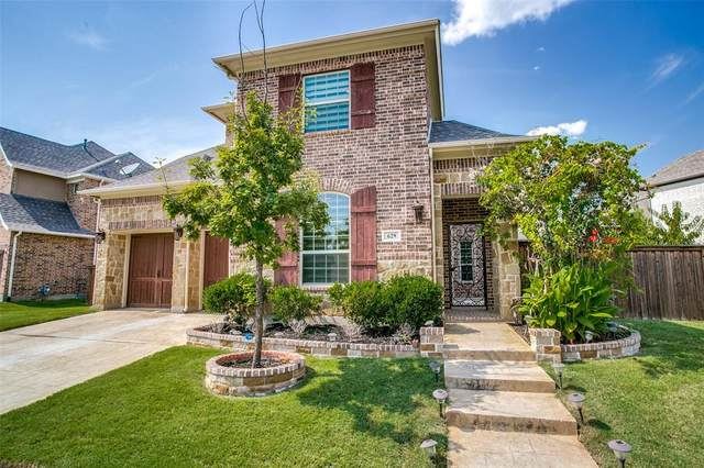 629 Springlake Way, Coppell, TX 75019 (MLS #14624916) :: The Rhodes Team