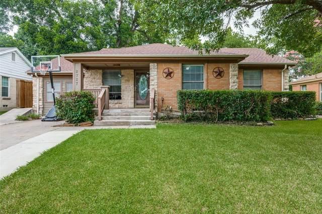 2727 San Paula Avenue, Dallas, TX 75228 (MLS #14624929) :: Wood Real Estate Group
