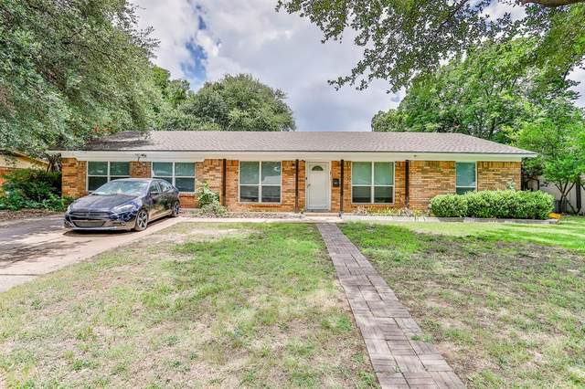 7829 Mary Frances Lane, North Richland Hills, TX 76180 (MLS #14624938) :: Wood Real Estate Group