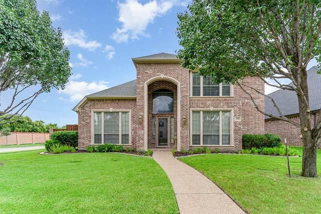 7109 Garden Laurel Court, Plano, TX 75024 (MLS #14624955) :: The Property Guys