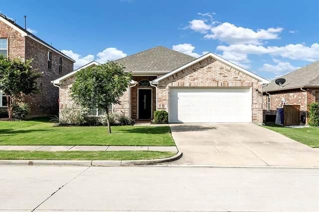 2016 Sunny Side Drive, Little Elm, TX 75068 (MLS #14624970) :: Real Estate By Design