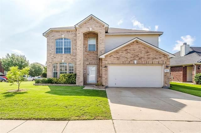 7601 Tin Cup Drive, Arlington, TX 76001 (MLS #14624971) :: Wood Real Estate Group