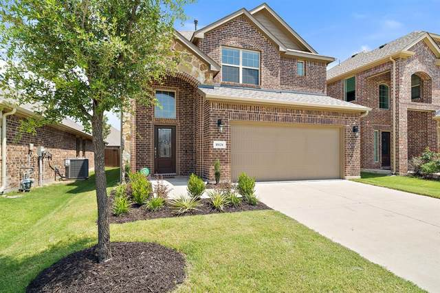 10124 Barstow Way, Mckinney, TX 75071 (MLS #14624972) :: Rafter H Realty