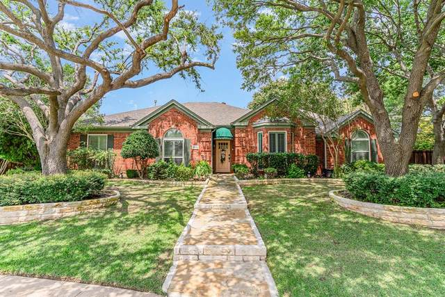 8808 Vernon Court, Plano, TX 75025 (MLS #14624974) :: Feller Realty