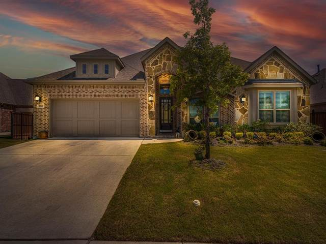 4144 Las Colina Drive, Fort Worth, TX 76179 (MLS #14624977) :: Wood Real Estate Group