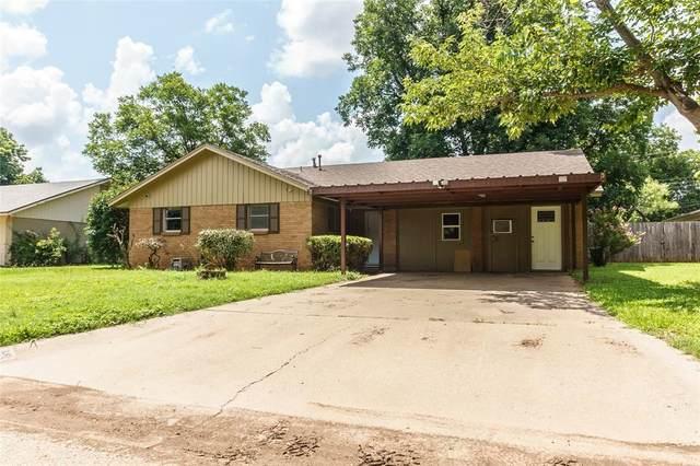 4025 Concord Drive, Abilene, TX 79603 (MLS #14624978) :: The Mauelshagen Group