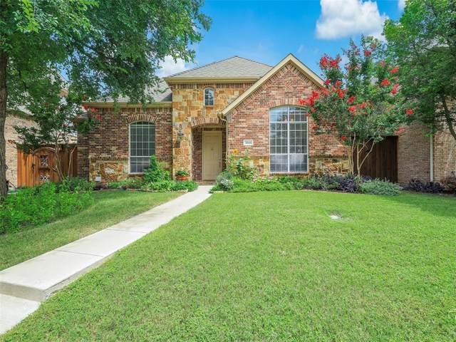 3844 Guadalupe Lane, Frisco, TX 75034 (MLS #14624981) :: Wood Real Estate Group