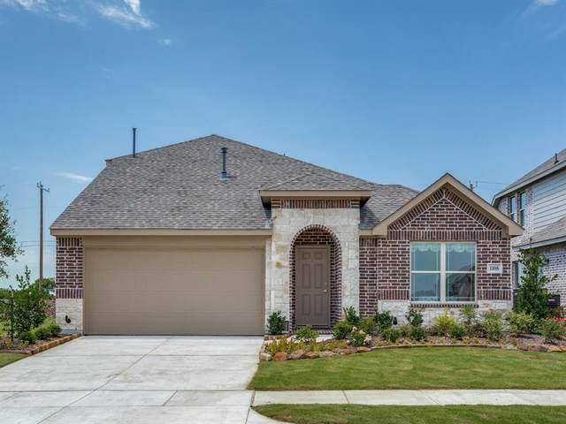 1108 Raptor Road, Alvarado, TX 76009 (MLS #14624985) :: Real Estate By Design