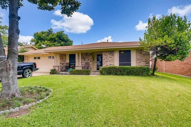 524 Debra Drive, Mesquite, TX 75149 (MLS #14624988) :: The Mitchell Group