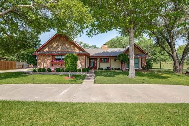 107 Hidden Oaks Drive, Hudson Oaks, TX 76087 (MLS #14624992) :: Real Estate By Design