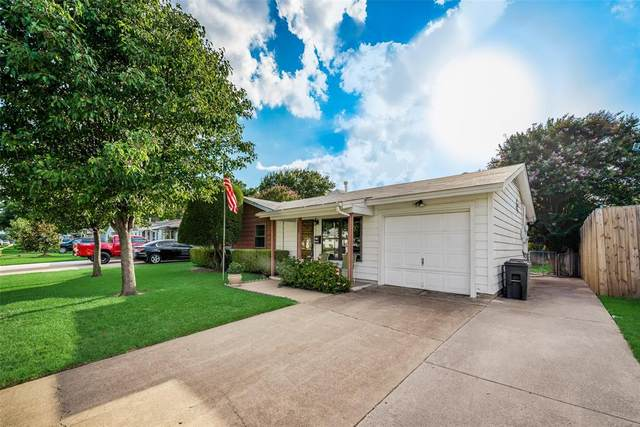 509 Freestone Drive, Euless, TX 76039 (MLS #14624994) :: The Mitchell Group