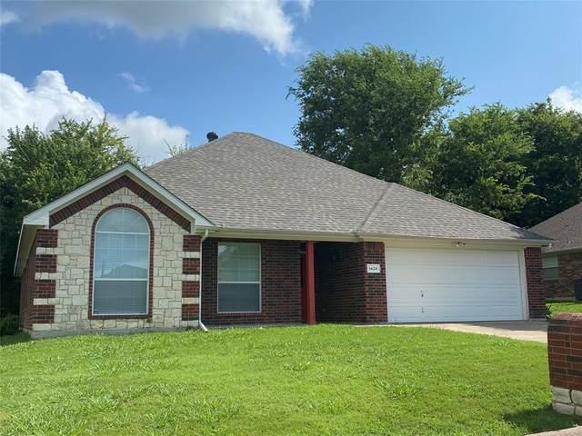1624 Nottingham Drive, Kaufman, TX 75142 (MLS #14625007) :: The Mauelshagen Group
