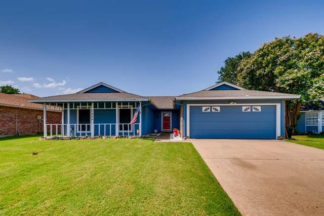 2666 Fairmont Drive, Grand Prairie, TX 75052 (MLS #14625015) :: The Mauelshagen Group