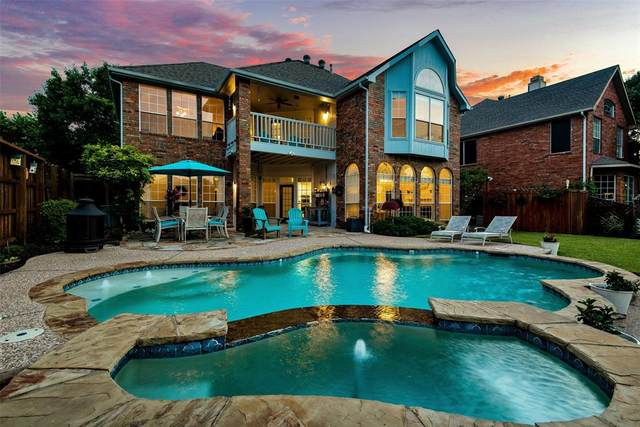 11200 Knoxville Lane, Frisco, TX 75035 (MLS #14625024) :: Rafter H Realty