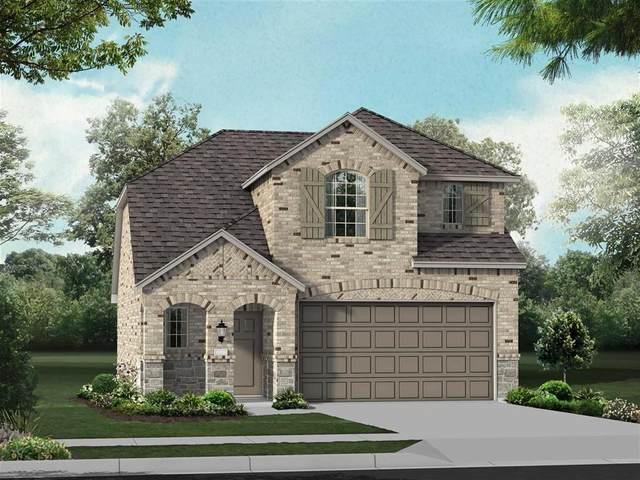 3501 Hunter Street, Aubrey, TX 76227 (MLS #14625035) :: Wood Real Estate Group