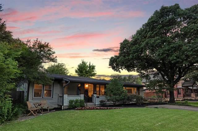 6236 Kenwood Avenue, Dallas, TX 75214 (MLS #14625038) :: Rafter H Realty