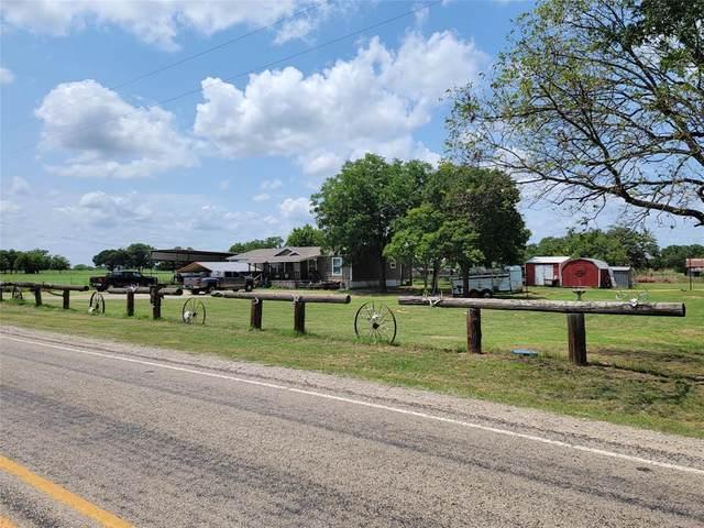 2050 Fm 586, Bangs, TX 76823 (MLS #14625055) :: Wood Real Estate Group