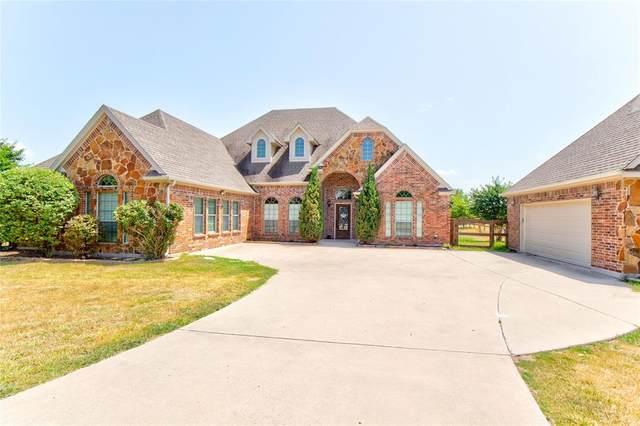 198 Deer Creek Drive, Aledo, TX 76008 (MLS #14625068) :: The Mitchell Group