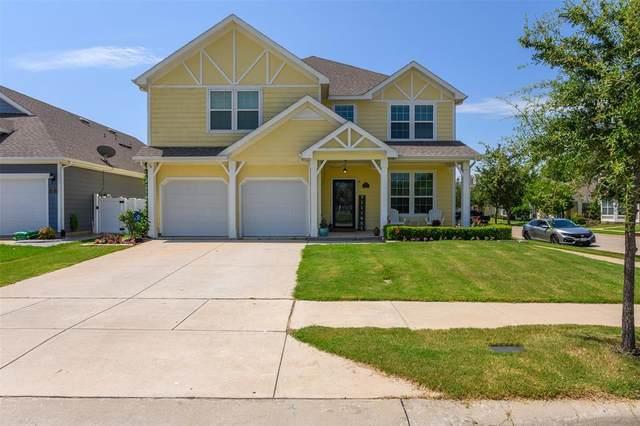 9000 Blackstone Drive, Providence Village, TX 76227 (MLS #14625074) :: The Daniel Team