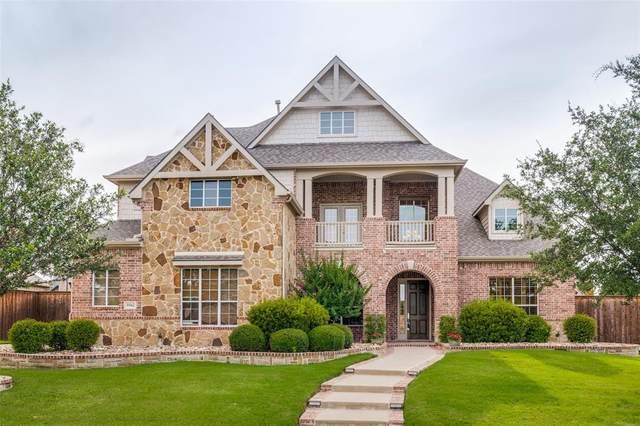 5942 Deerwood Lane, Frisco, TX 75036 (MLS #14625076) :: Wood Real Estate Group
