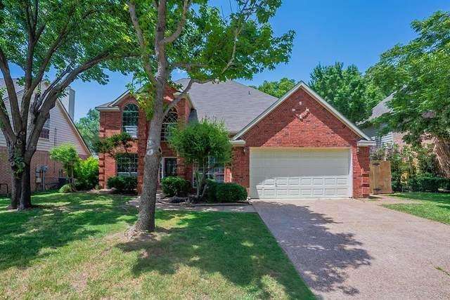 3408 Jameston Drive, Flower Mound, TX 75028 (MLS #14625088) :: Wood Real Estate Group