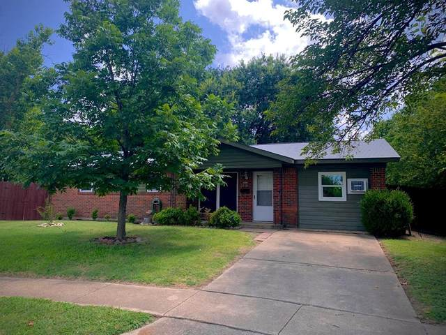 4700 Dee Court, Fort Worth, TX 76135 (MLS #14625093) :: Real Estate By Design