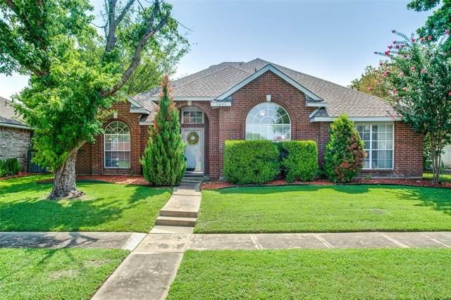 3805 Seville Lane, Mckinney, TX 75070 (MLS #14625098) :: Rafter H Realty